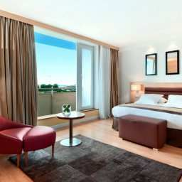 Suite Hilton Paris Orly Airport hotel