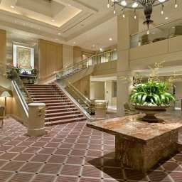 Hall Hilton Los Angeles Airport