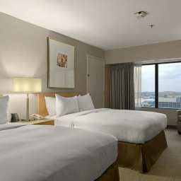 Chambre Hilton Los Angeles Airport
