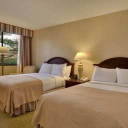 Номер Hilton Woodcliff Lake