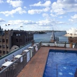 Vista esterna Holiday Inn OLD SYDNEY