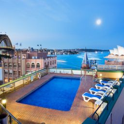 Piscina Holiday Inn OLD SYDNEY