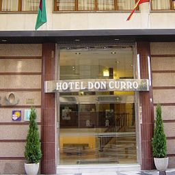 Exterior view Don Curro