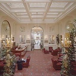 Interior view De France Oceania Hotels