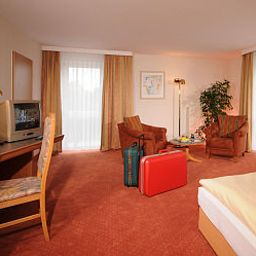 Junior suite Best Western Parkhotel Weingarten