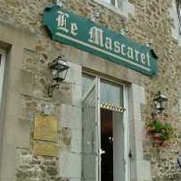 Exterior view Le Mascaret Chateaux et Hotels Collection