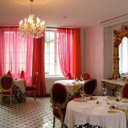 Restaurant Le Mascaret Chateaux et Hotels Collection