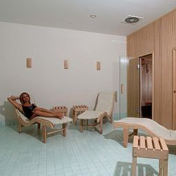 Sala spa/fitness Perugia Plaza
