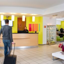 Reception ibis Styles Antwerpen City Center