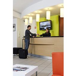Bar ibis Styles Antwerpen City Center (voorheen all seasons)