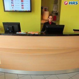 Reception ibis Styles Antwerpen City Center (voorheen all seasons)