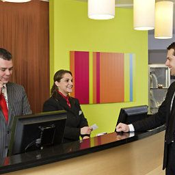 ibis Styles Antwerpen City Center (voorheen all seasons)