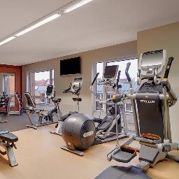 Remise en forme Hilton Munich City