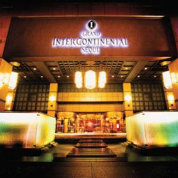 Außenansicht InterContinental GRAND SEOUL PARNAS