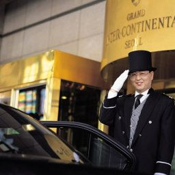 InterContinental GRAND SEOUL PARNAS Seoul Gangnam-gu