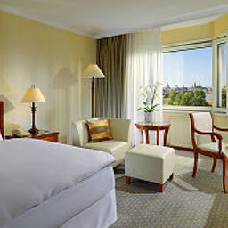 Номер The Westin Bellevue Dresden