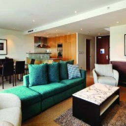 Suite Hyatt Regency Auckland