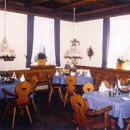 Breakfast room within restaurant Fischerwirt