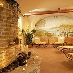 Area wellness Romantik Hotel Sanct Peter- Nichtraucherhotel