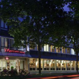 Vista exterior Mercure Hotel Muenster City