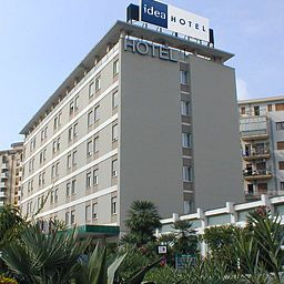 Idea Hotel Palermo (Ex Holiday Inn) Палермо
