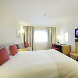 Номер Novotel Sheffield Centre