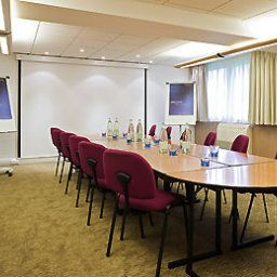 Conference room Novotel Coventry M6/J3