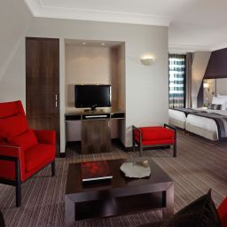 Junior-Suite Swissotel Metropole