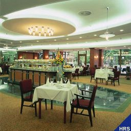 Breakfast room within restaurant Danubius Health Spa Resort Margitsziget