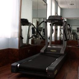 Sala fitness Best Western Atlantic