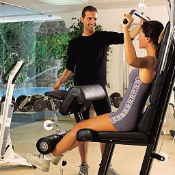 Fitness Il Moresco Grand Hotel & SPA