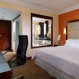 Junior-Suite The Westin Grand Frankfurt