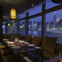 Ресторан The Marco Polo Hongkong