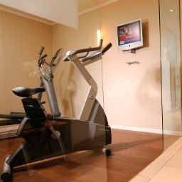 Fitness room Leonardo City West