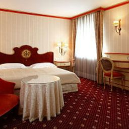 Suite NH Hotel du Grand Sablon