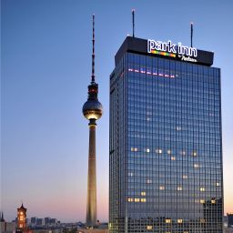 Park Inn by Radisson Alexanderplatz Berlin