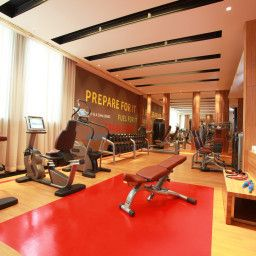 Wellness/fitness area Sheraton Palace Hotel Fotos