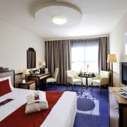 Chambre Mercure Budapest City Center Hotel