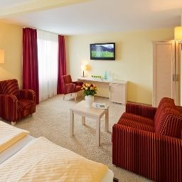 Junior-Suite Ringhotel Roggenland