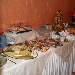 Buffet City-Hotel Garni