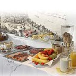 Buffet Central Garni