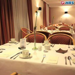 Breakfast room within restaurant relexa Stuttgarter Hof