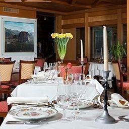 Restaurante Cailler Chateaux et Hotels Collection