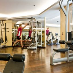 Fitness Grand Hotel Bellevue