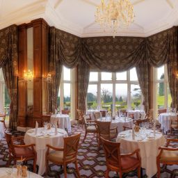Restaurant Menzies Hotels Stratford upon Avon Welcombe Hotel, Spa & Golf Club