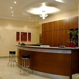 Reception Sprudel-Hotel Garni