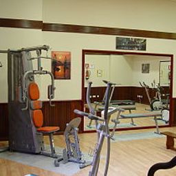 Wellness/fitness area Las Palmeras