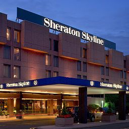 Vue extérieure Sheraton Skyline Hotel London Heathrow