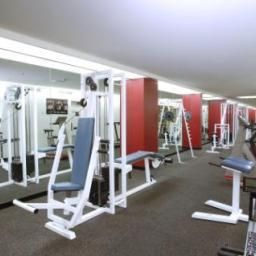 Wellness/fitness area Hotel Grand Chancellor Hobart Fotos