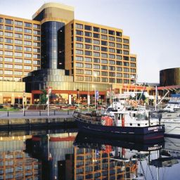 Exterior view Hotel Grand Chancellor Hobart Fotos